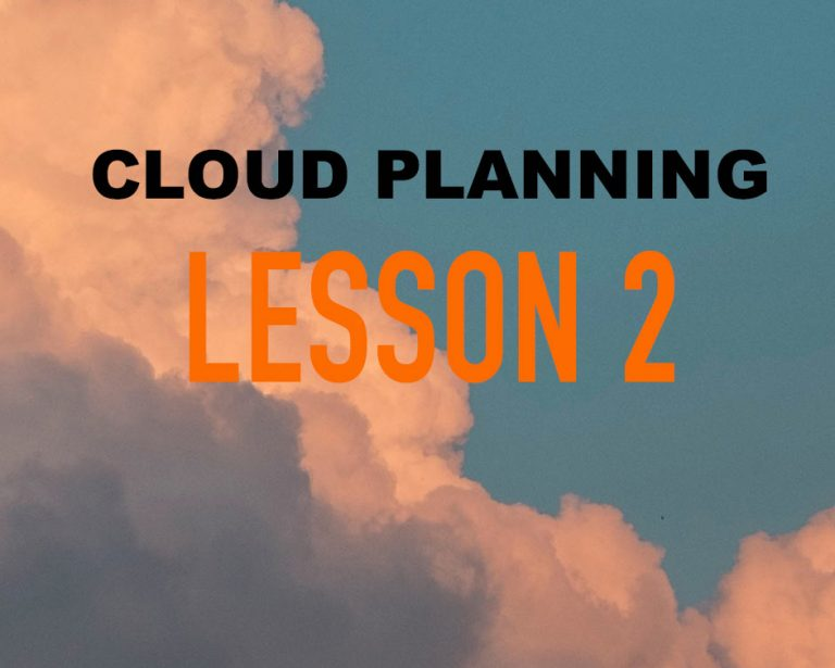 Cloud Planning Lessons Learned Part 2